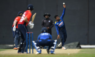 England come up against ambidextrous spinner Kamindu Mendis in Sri Lanka