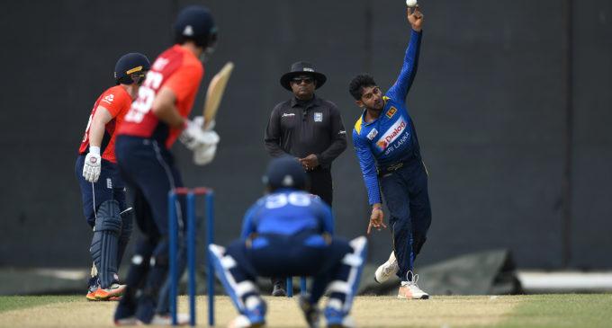 England come up against ambidextrous spinner Kamindu Mendis in Sri Lanka