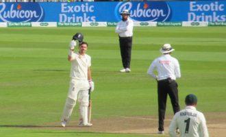 England Stumble on Perfect Formula